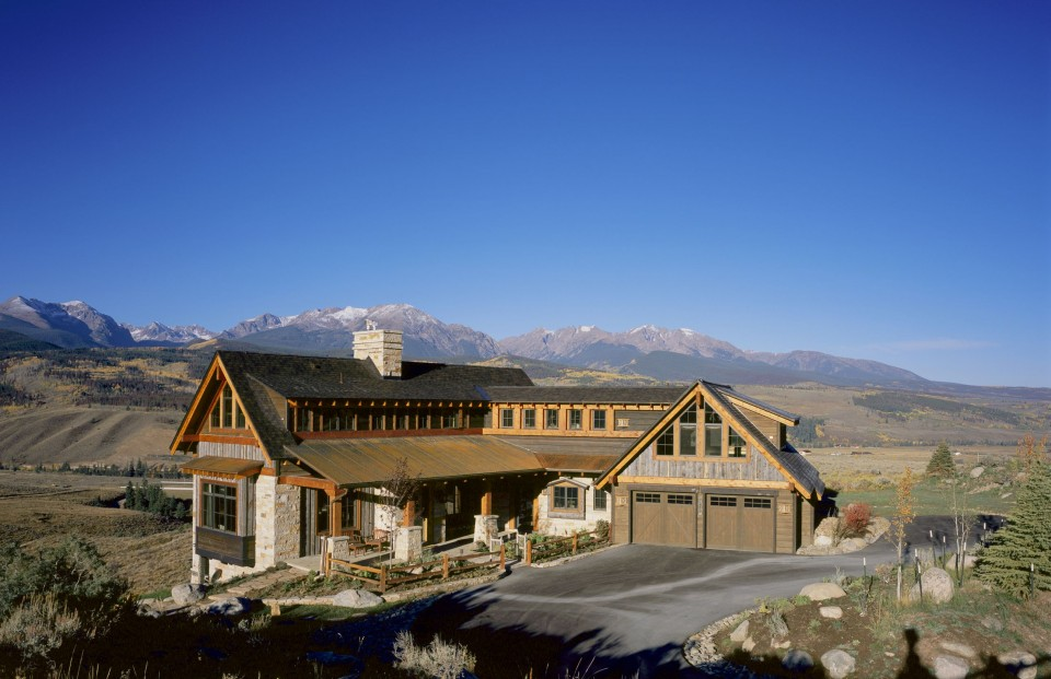 Acorn Creek Ranch House | Residential Architect & Custom Home ...
